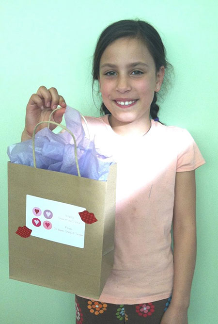 valentines contest winner