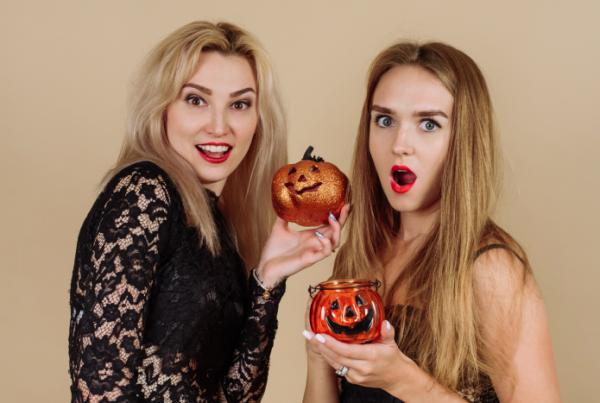 tooth wear halloween